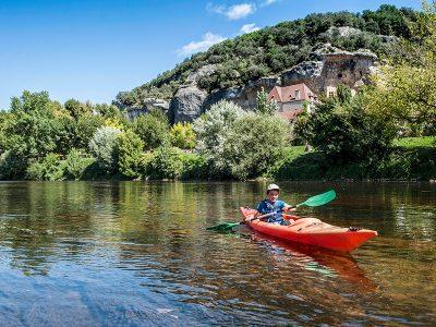 kayak Les Eyzies - Vezere