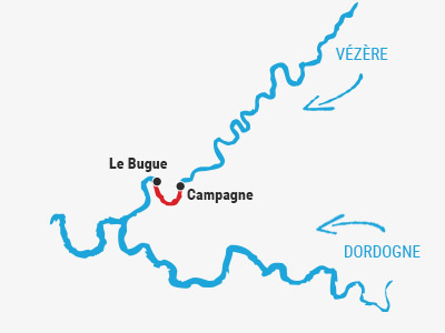 Campagne ➤ Le Bugue