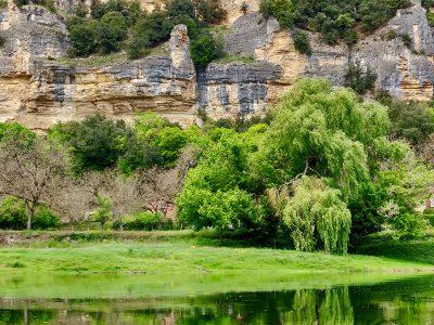 Kano op Dordogne