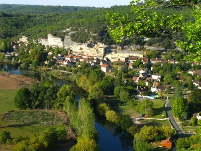 Les Eyzies-de-Tayac, vallée Vézère
