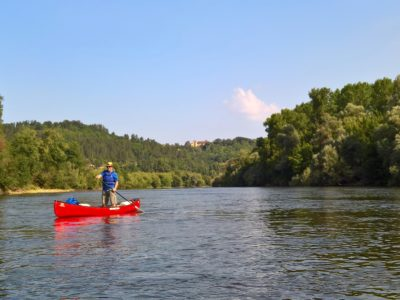 rivier de Dordogne