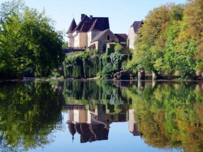 Château de Losse, Vézère