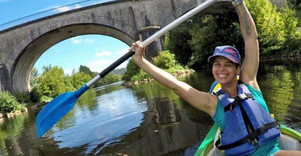 Reportage canoe